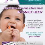 Vacuna Infanrix Hexa